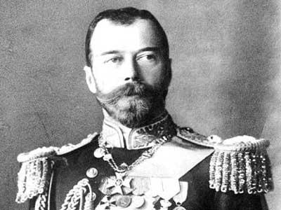 Czar-Nicholas-II